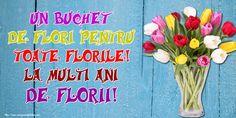 Un buchet de flori pentru toate florile! La multi ani de Florii! 8 Martie, Pastel, Cake, Crayon Art, Melting Crayons