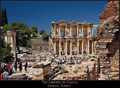 Celcus Library, Turkey