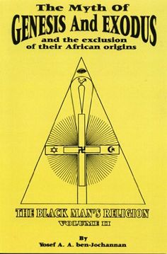 89 best awesome books by african americans images on pinterest the myth of genesis and exodus and the exclusion of their african origins by yosef ben fandeluxe Choice Image