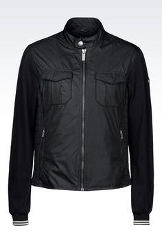 ffb00b6c21255 62 meilleures images du tableau Blousons   Armani jeans, Cod et Cod fish