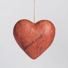 David Hammons, Heart/ Untitled, 1994