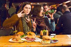 40 DAYS OF EATING #21 – Burgers & Hip Hop by Christoph Wehrer