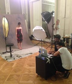 #UmitKutluk #BehindTheScenes #ReadyToWear #Editorial #Fashion