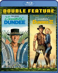 Crocodile Dundee Double Feature