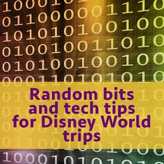 5 tech tips that could help you with your Disney World trip