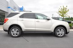 The 2015 Chevy Equinox is so nice. If you haven't looked into this SUV and you're in the market, you need to! - Boyd Chevrolet
