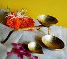 Bring in a beautiful handcrafted set for this season's Pooja. A little extra love for all the festivities