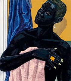 the science of design: Kerry James Marshall Famous Black Artists, Famous Art, African American Artist, African Artists, Afro Art, Arte Popular, Figure Painting, Black Art Painting, Oeuvre D'art