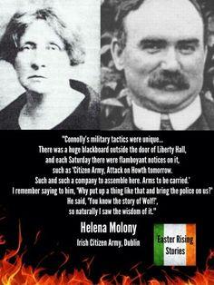 Roisin Dubh, Ireland 1916, Irish Independence, Irish Republican Army, Easter Rising, Scotland History, Irish Times, Images Of Ireland, Michael Collins