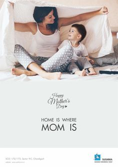 It's the mother's love which makes a home. Home is where mom is; Happy Mother's Day! Tag them here to spread the happiness. ‪#‎MothersDay2016‬ ‪#‎love