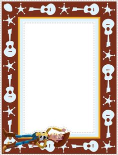 Toy Story Photo Frames 2; For my little guy T  <3