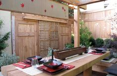How to Setting Japanese Dining Table for Minimalist Modern Style