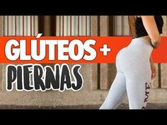 EJERCICIOS INTENSOS DE GLÚTEOS, PIERNAS Y CADERAS | Thigh Exercises for Losing Fat - YouTube