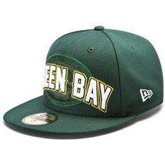 NFL Green Bay Packers Draft 5950 Cap New Era. $10.49