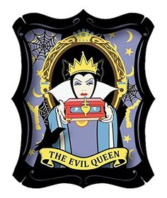 Paper Craft Kit Disney Villains PAPER THEATER  The Evil Queen -- You can get more details by clicking on the image.