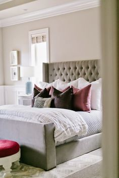 The Riverside House - Master Bedroom I House of Jade Interiors