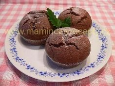 Muffiny s nutellou