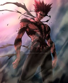 Garou - One Punch Man Capítulo 169 Manga One Punch Man King, One Punch Man Funny, Nikko Hurtado, Gorillaz, Tribal Arm, Tribal Tattoos, Character Art, Character Design, One Punch Man Anime