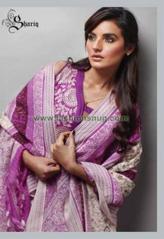 Chadar with dress winter collection