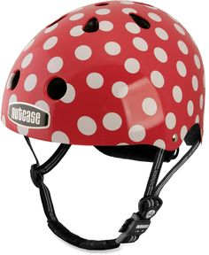 i do not Need a cute new helmet but i do Want one