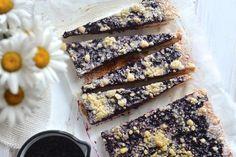tasty life: Kynutý borůvkový koláč