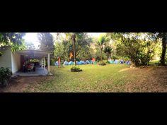 Orange Camping