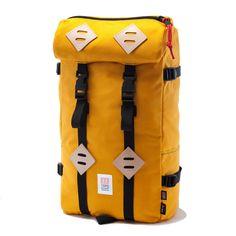 Topo Designs Saffron 22L Klettersack - Made in USA