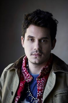 WHERE did this beautiful photo of John Mayer come from