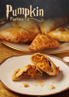 Here's How To Make Pumpkin Pasties Worthy Of A Hogwarts Feast