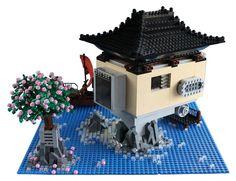 Lake house 4   by Yanakin
