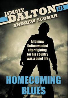 I had the pleasure of reading and reviewing Andrew's gritty book.