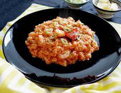 JAMBALAYA: kreolská rýže z amerického New Orleans - Ochutnejte svět Jambalaya, Paella, New Orleans, Risotto, Dinners, Ethnic Recipes, Food, Fine Dining, Dinner Parties