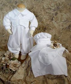 Baby Boy Christening Clothes | Where To Find Baptism Outfits for Baby Boys