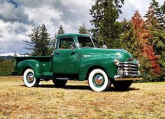"""""""1949 3100 5 window restoration."""" Nice truck. From Just Old Trucks on Facebook  #chevy3100 #chevy #pin #twitter #chevytrucks"""