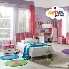 Loft Pink #avivamobilya #avivagencodasi #bebekodasi #cocukodasi #gencodasi #youngroom #kidsroom #babyroom #mobilya #furniture #karyola #yatak #bed #gardrop #wardrobe  #beşik #calismamasasi #masa #table #kitaplık #dekorasyon #decoration #bebek #cocuk #genc #baby #kid #young #genç #sandalye #chair #koltuk #armchair  #dekor #decor #dekorasyon #decoration #evdekorasyonu #homedecoration