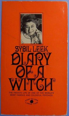 1960s DIARY OF A WITCH