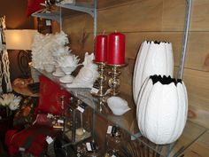 Beautiful home decor from Louise's Cottage & Home in Goderich
