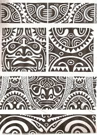 Afbeeldingsresultaat voor tattoo maori costa