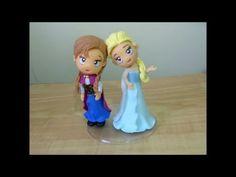 Turma do Frozen - Anna - PARTE 3 - Canal Aula de Biscuit - YouTube