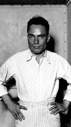 Assassin Giuseppe Zangara, an Italian immigrant with a ferocious hatred for politicians, strikes a defiant pose in a Miami jail. He was executed two weeks after the death of Chicago Mayor Anton Cermak, who he killed allegedly intending to shoot Franklin Roosevelt although some say Cermak was the target after all.