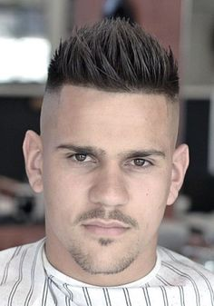 Image result for spiked faux hawk