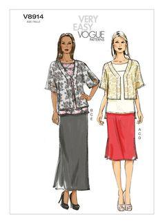V8914 | Vogue Patterns