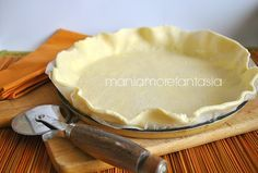 Pasta sfoglia rapida (Loriana version)