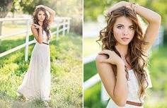 The Girls » Stephanie Newbold Seniors