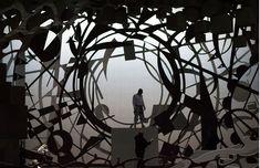 The Cunning Little Vixen by Leos Janacek Royal Danish Opera Copenhagen December 2012 Director: Francisco Negrin Designer: Es Devlin Costume: Carol Bailey Lighting: Bruno Poet Video: Luke Halls