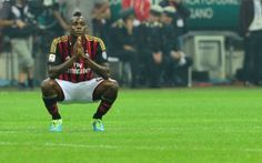 Mario Balotelli non è un tipo da mezze misure.  in venti partite 16 gol e 13 cartellini #Calciomercato