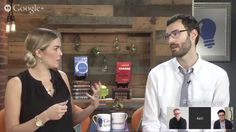 Hangouts for Entrepreneurs: Lean Startup Meets Design Thinking in 10 Min...
