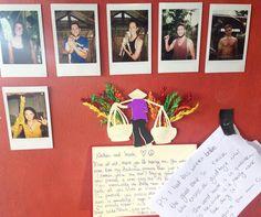 We love getting love notes from our volunteers Thanks Irina  #workaway #community #lovenotes #loveyourfarmer #volunteer #permaculture #smallfarm #getinvolved #starthere #goodearthfarmbali #ubud #bali #psinoyourthemom