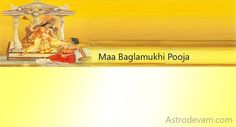 Goddess Baglamukhi Puja is very auspicious and effective for those who are facing problems in finance, career, adverse happenings and debt. Maa Baglamukhi blesses her Sadhak (devotees) in the form of immense power to defeat and dominate their enemies.