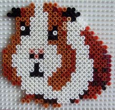 guinea pig perler bead - Google Search